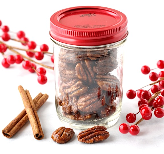Cinnamon Sugar Pecans Recipe Easy
