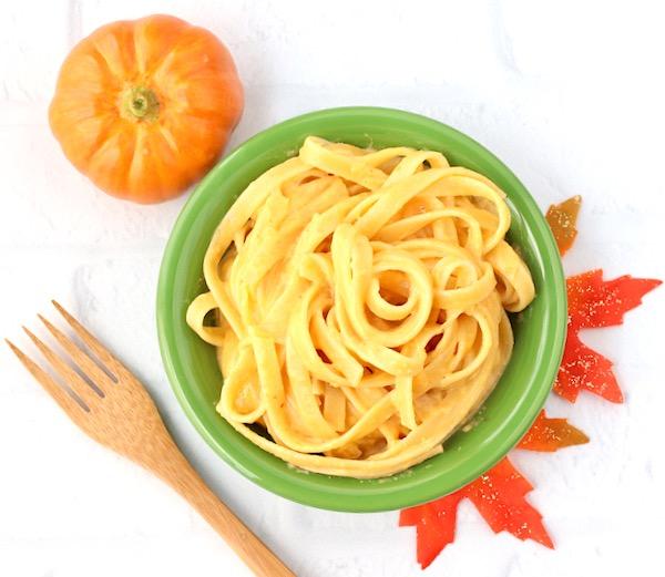 Pumpkin Alfredo Sauce Recipe
