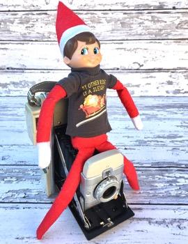Elf on the Shelf Camera