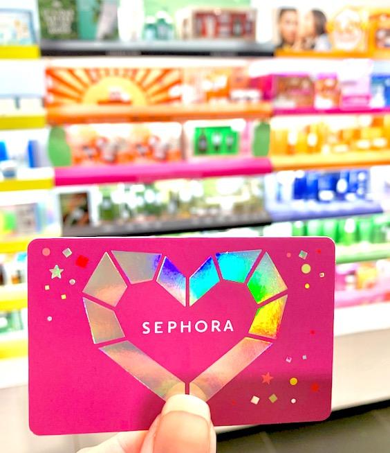 Sephora Gift Card Free