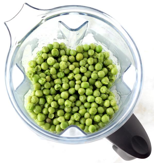 Homemade Baby Food Peas Easy