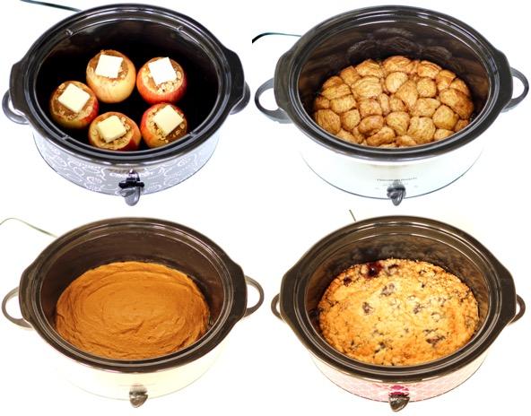 Crockpot Dessert Recipes