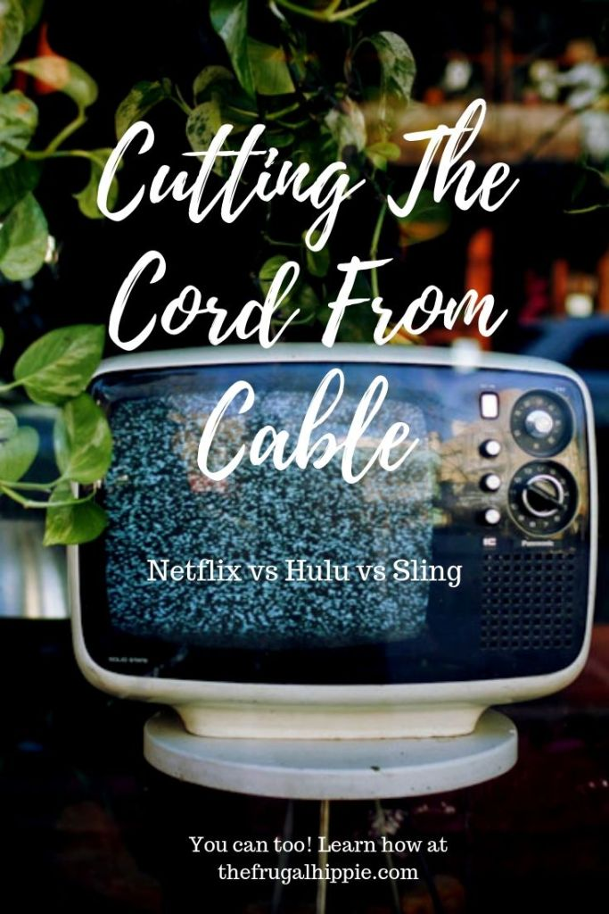 cutting the cord from cable tv with snow