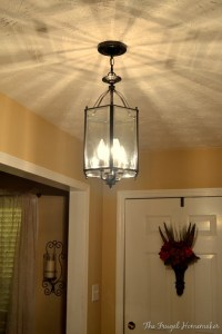 Painting Lighting Fixtures | Lighting Ideas