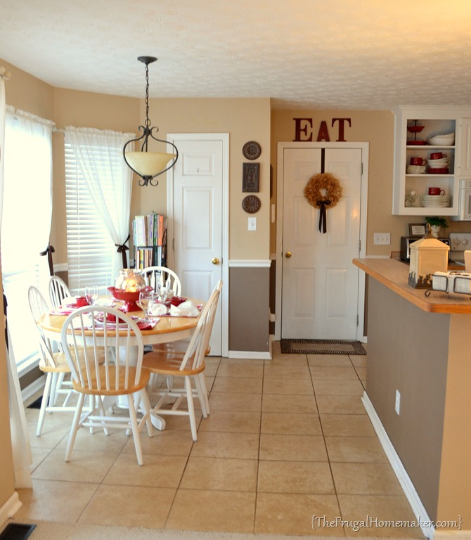 Small Change In The Eatinkitchen (decluttering