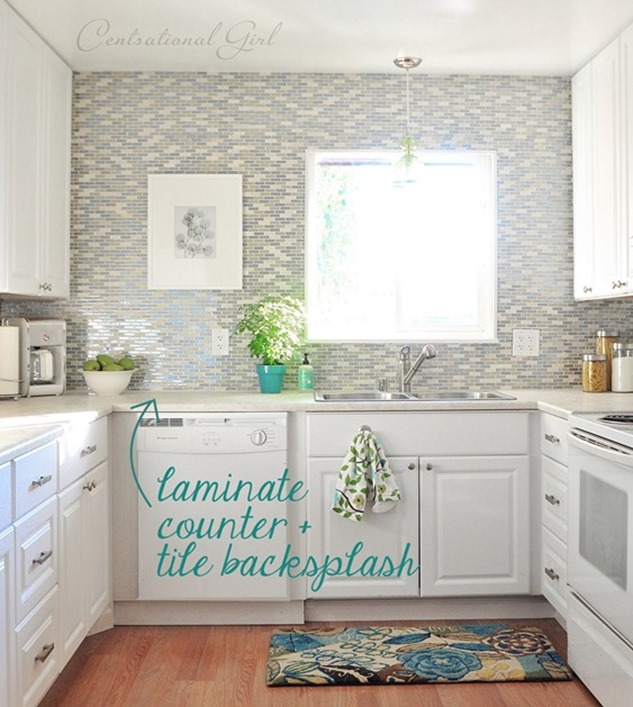 pictures of laminate kitchen countertops teal chairs 10 beautiful kitchens with shelter remodel after