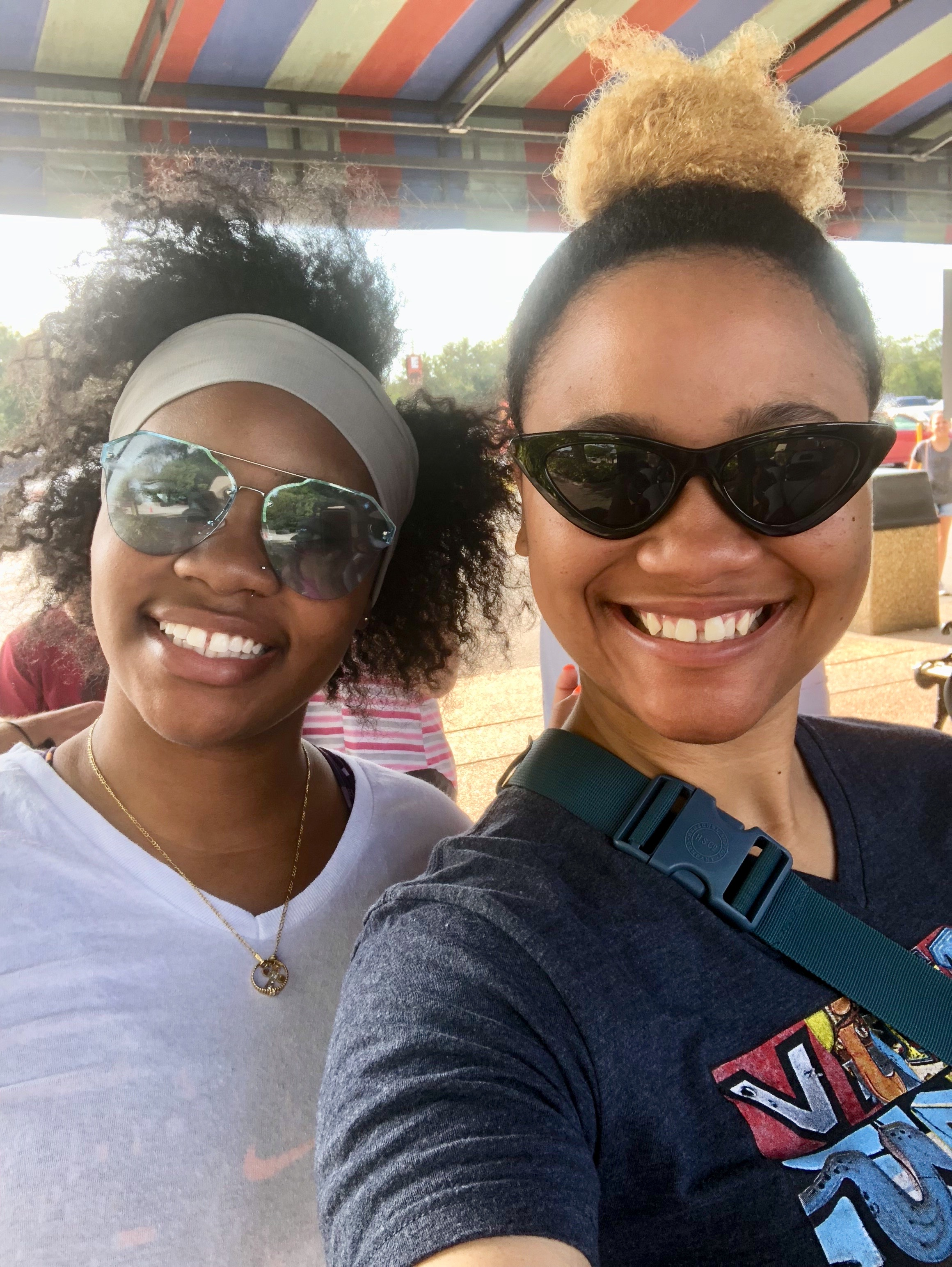 #ItsYourBirthday: Spending a Sister's Day at Busch Gardens