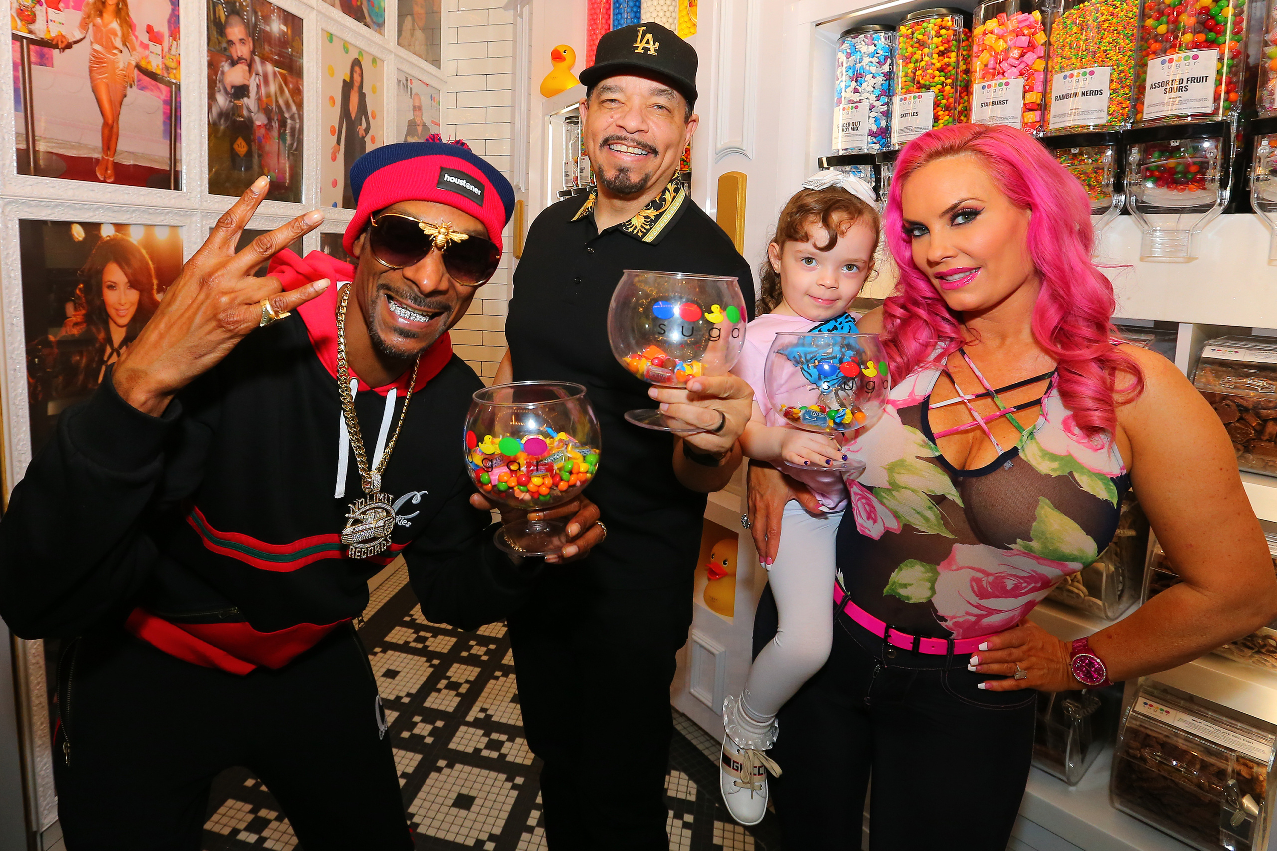 Sugar Factory American Brasserie opens at Seminole Hard Rock Hotel & Casino with Snoop Dogg, Ice-T, and Coco
