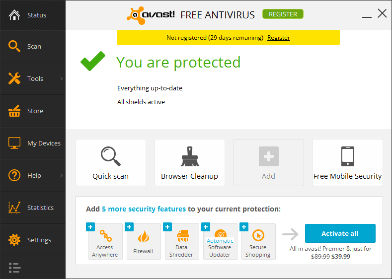 The Best Free Antivirus and Ransomware Protection Software