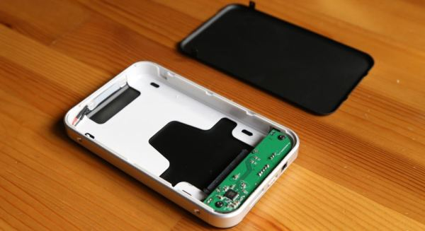 SATA to USB caddy