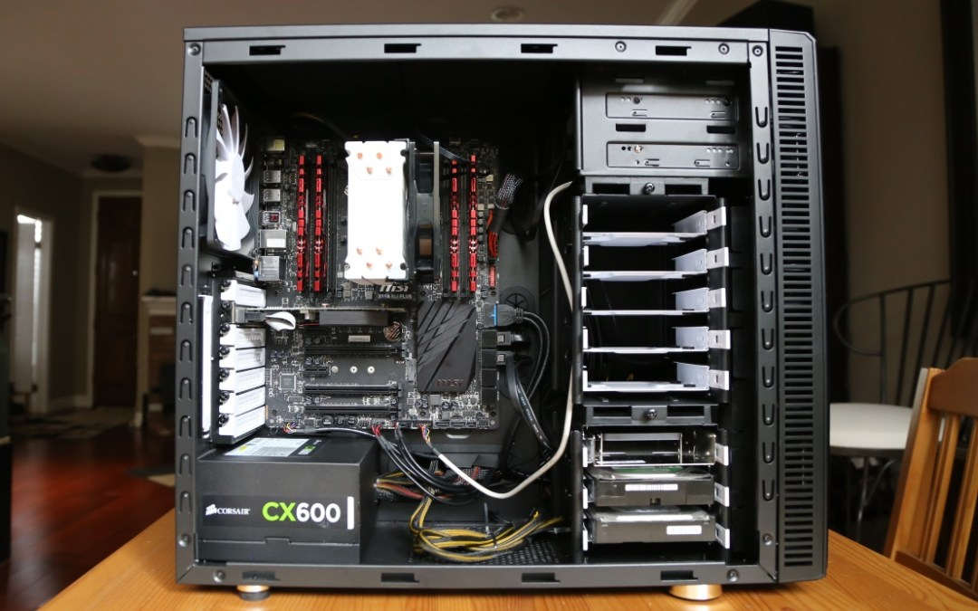Build Your Own Kickass Windows PC