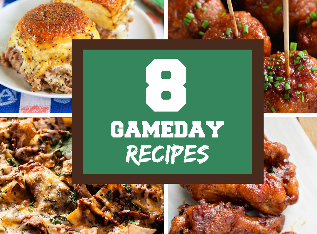8 Super Bowl LII Recipes for Game-Day