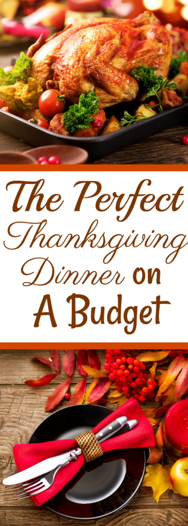 Holidays can be expensive if you're not careful! Follow these tips and hacks to save money on Thanksgiving and Christmas dinner. Don't break the budget this year!