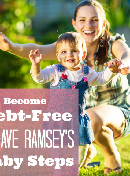 Become Debt-Free with Dave Ramsey's Baby Steps