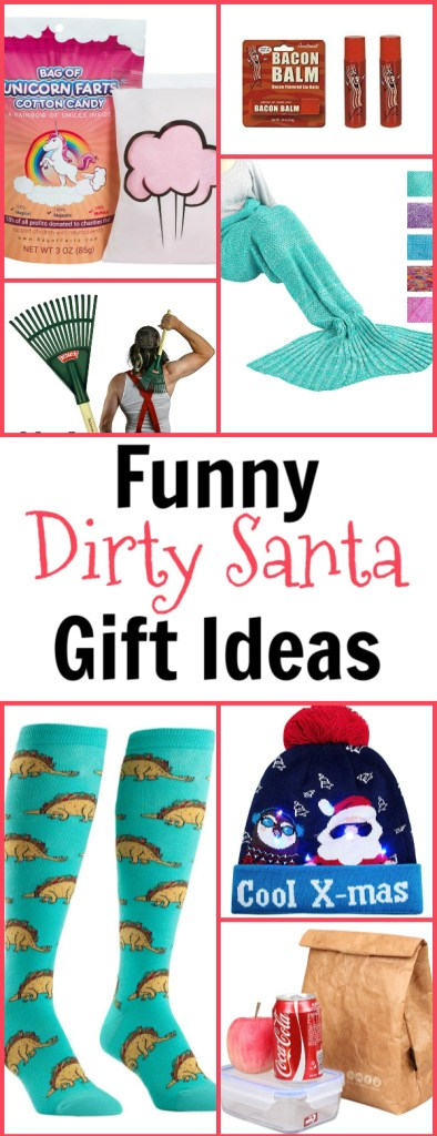 Funny Dirty Santa Gifts The Frugal Sisters
