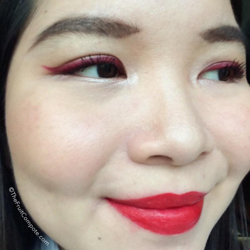 addiction-ayako-lip-crayon-red-lantern-monroe-walk-red-tonal-look-1