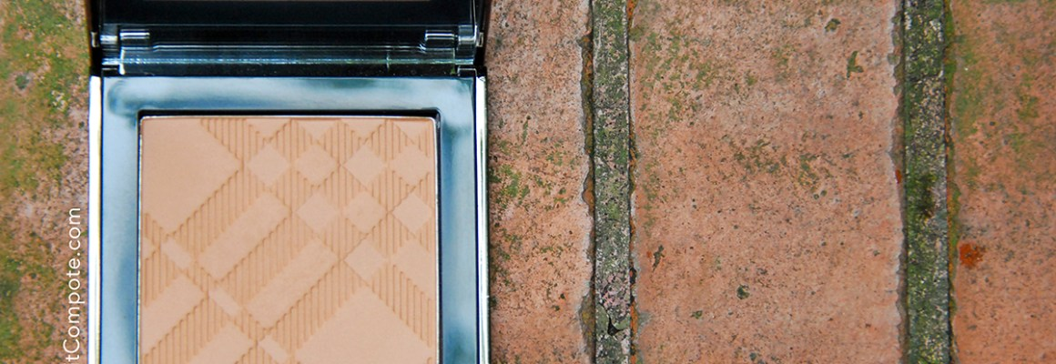 Burberry Warm Glow Natural Bronzer No.01 – A Warm Veil for The Complexion
