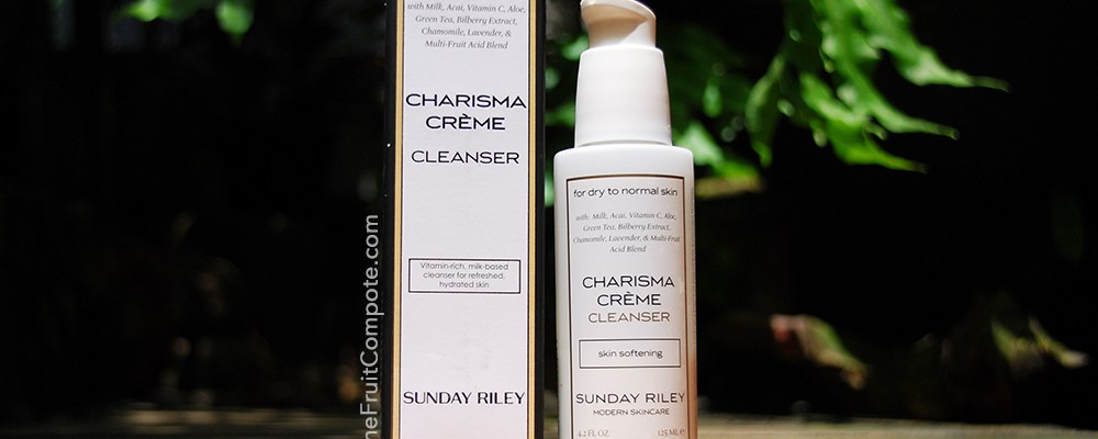 Sunday Riley Charisma Crème Cleanser – Softening & Calming