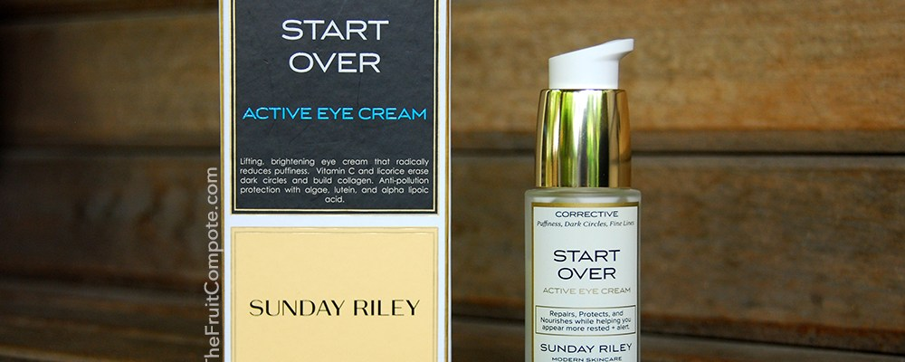 Sunday Riley Start Over – Stay Awake