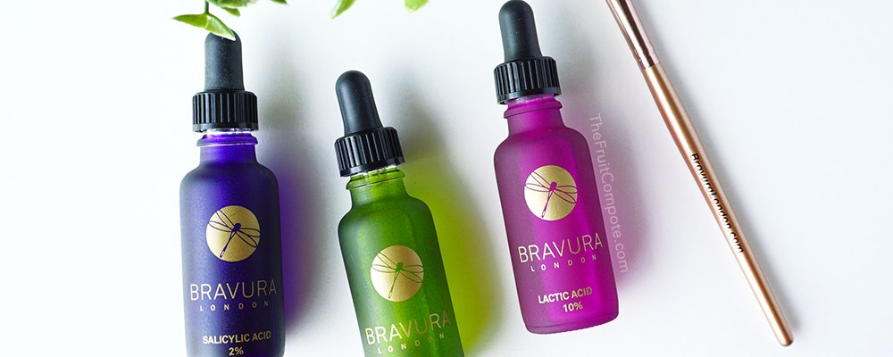 Tailor The Skin with Bravura Acid Peels