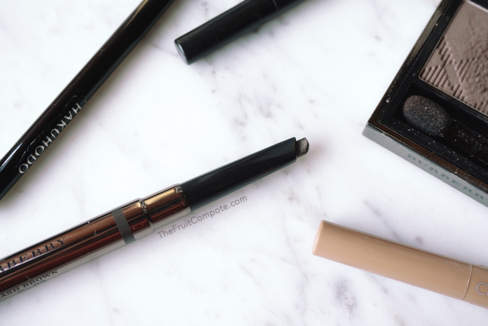 My Eyebrow Essentials | THE FRUIT COMPOTE