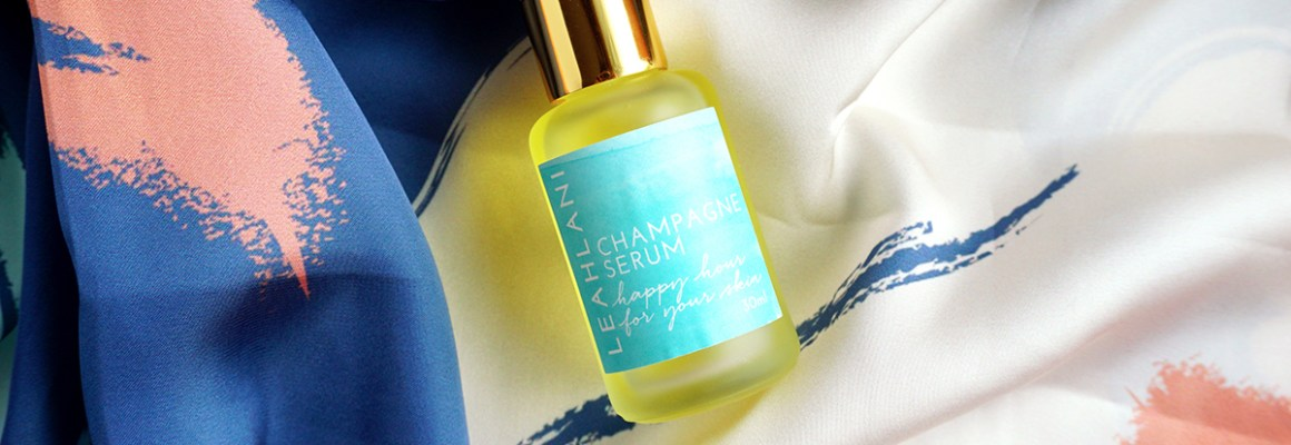 Leahlani Champagne Serum – Happy Hour Any Time!