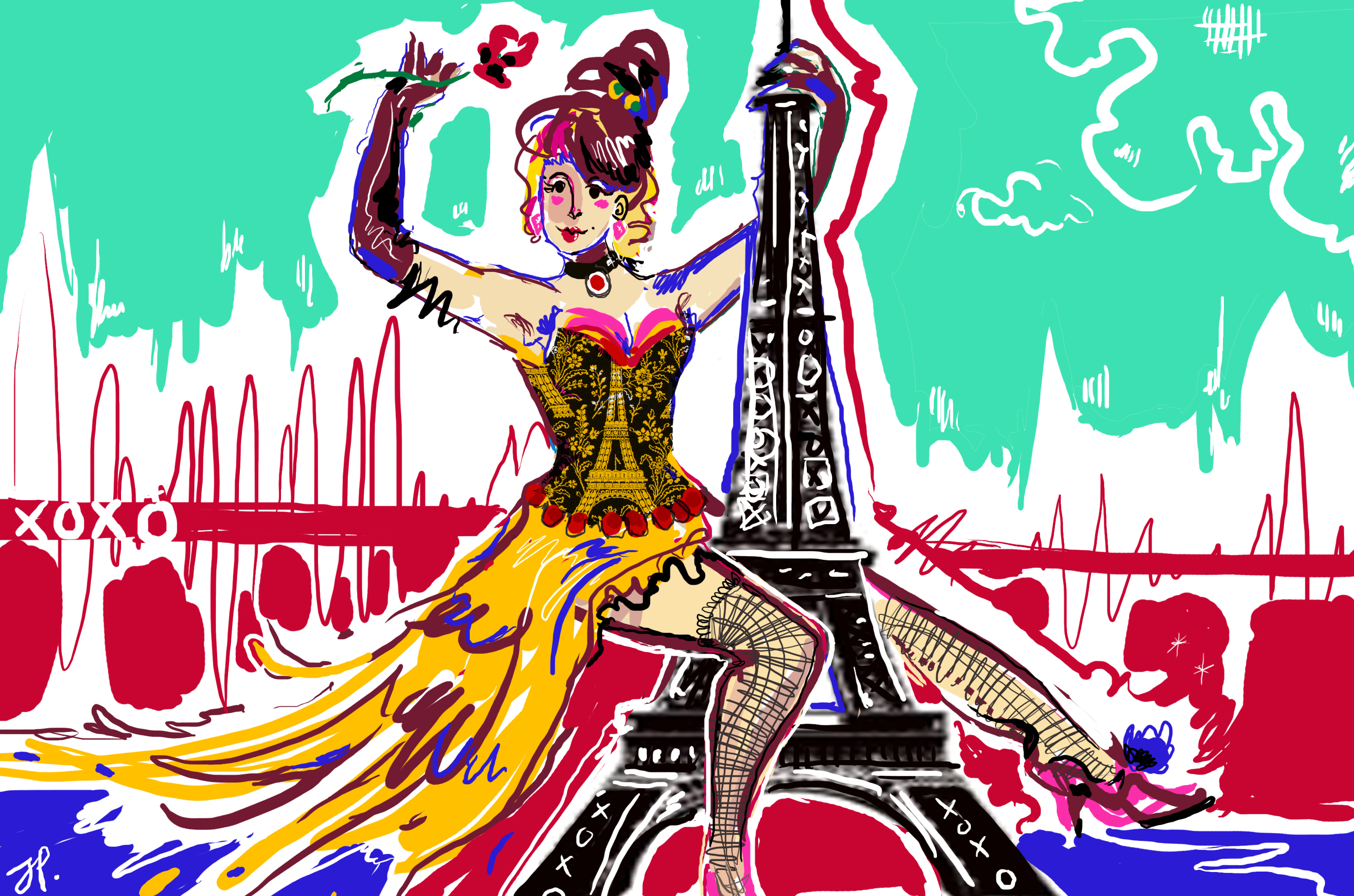 The valuable what s an eiffel tower mean sexually final