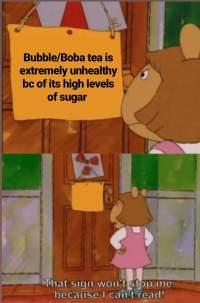 According to members, you can never have too much bubble tea. Photo: Courtesy of Subtle Asian Traits.