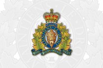 Graphic with the RCMP logo