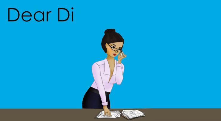 Dear Di's Blue Album