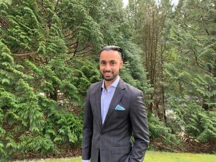 photo of BOG candidate Adam Walji