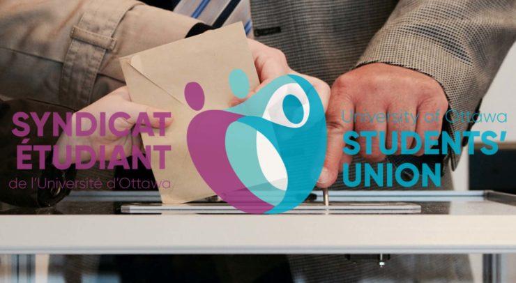 UOSU ballot box