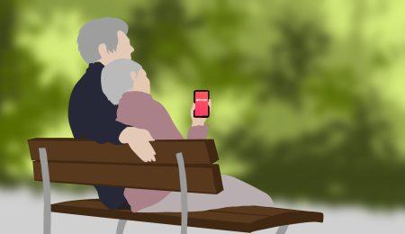 old people on Tinder