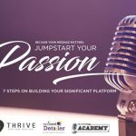 Giveaway: Jumpstart Your Passion