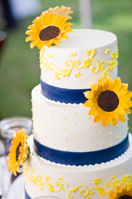 Sunflower Wedding  Holly Chapple Holly Chapple Sunflower Wedding  Holly Chapple  The Full