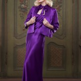 AW1415-Bettie-Heather-Silk-Bed-Jacket-Front-Satin-Betty-Blues-Loungerie-682x1024