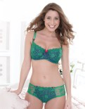 Mademoiselle Bra in Emerald by Bravissimo