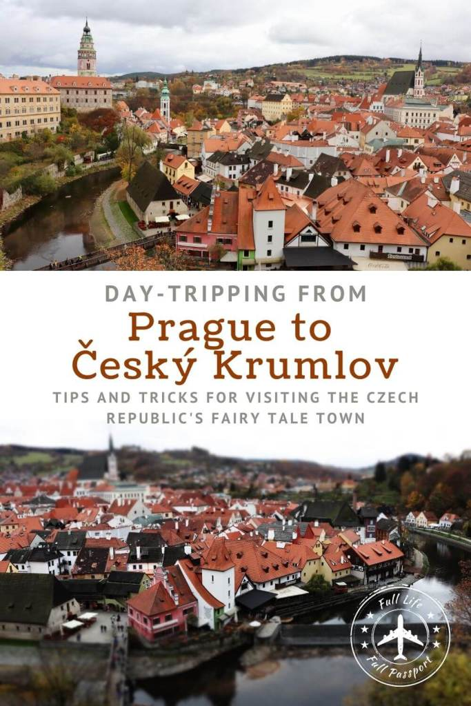 Quaint and charming Český Krumlov makes the perfect day trip from Prague! Check out this guide to the best restaurants and things to do in Český Krumlov.