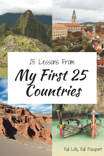 25 Lessons Banner