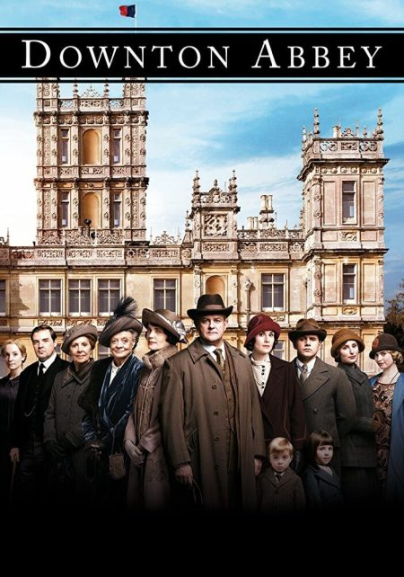 Downton Abbey Promotional Photo