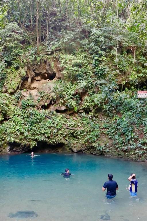 St. Herman's Blue Hole Cenote