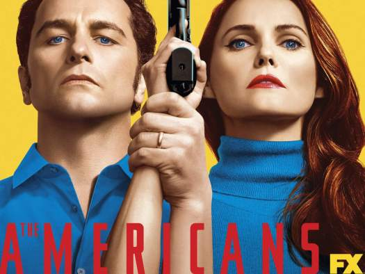 The Americans Graphic