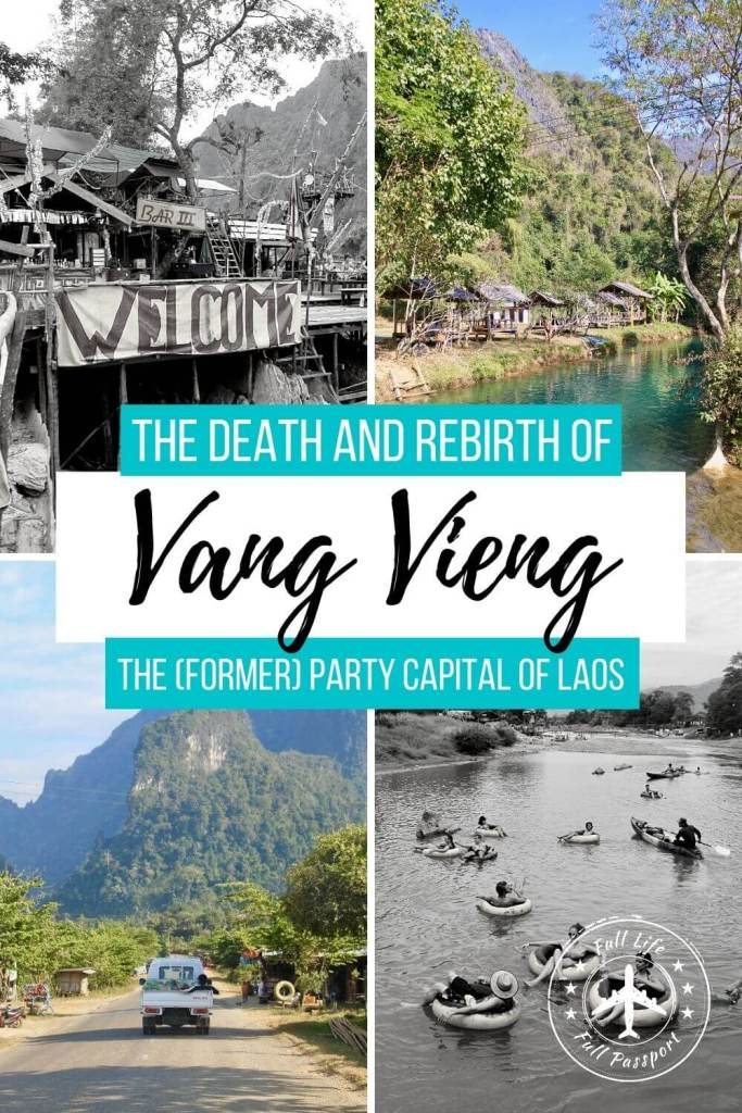 Famous for its tubing that caused so many tourists deaths, Vang Vieng, Laos, is reinventing itself and now has some amazing things to do off the river!