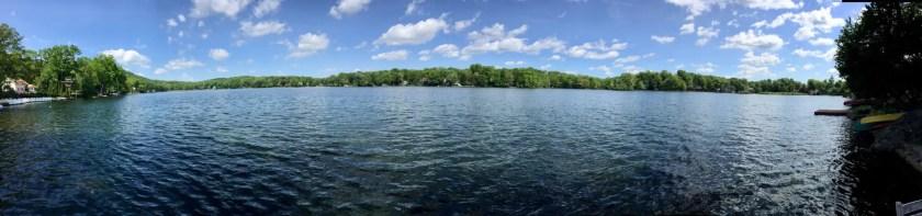 Panorama of Lake