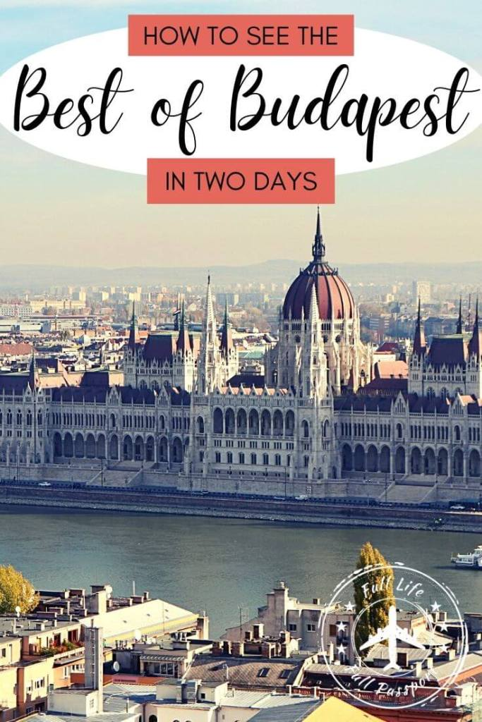 Budapest boasts amazing architecture, thermal baths, historical sites, and more. Here's how to see the best of Budapest in just two days!