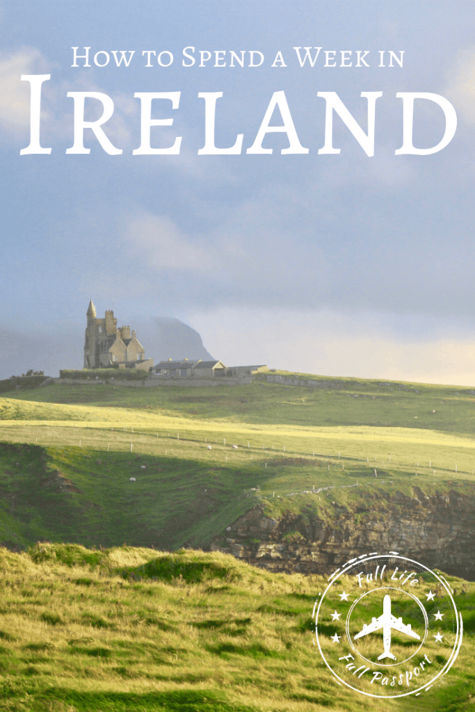 Ireland is full of lively music, fascinating history, friendly people, and stunning landscapes. Here's how to spend a week in Ireland!
