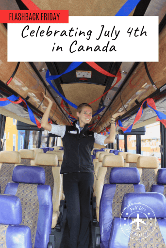 Celebrating your country's independence day in a different nation can be a bummer. Check out how I made the 4th of July fun in Canada!