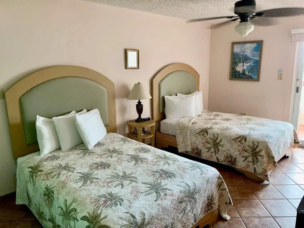 Room at Luquillo Sunrise Hotel