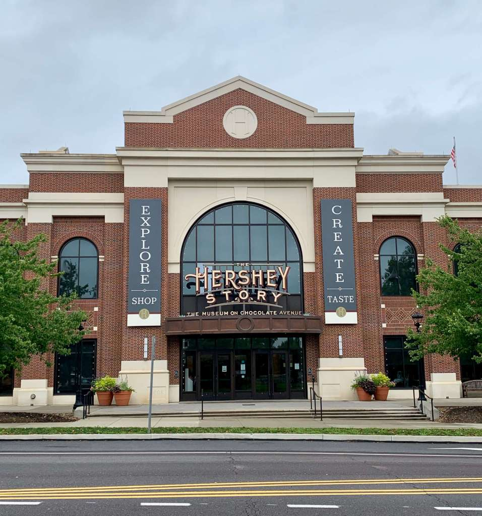 The Hershey Story Museum - one of the best things to do in Hershey, PA!