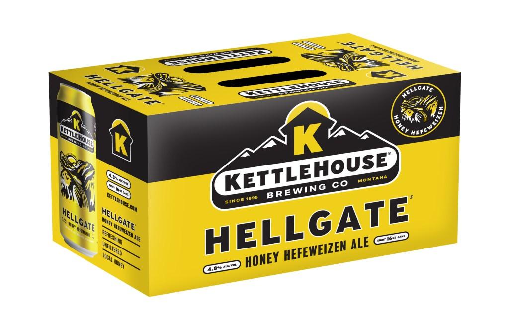 KettleHouse Brewing - Hellgate (8 Pack)
